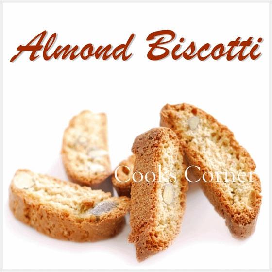 Almond Biscotti Coffee