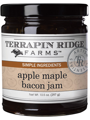 Apple Maple Bacon Jam - TR