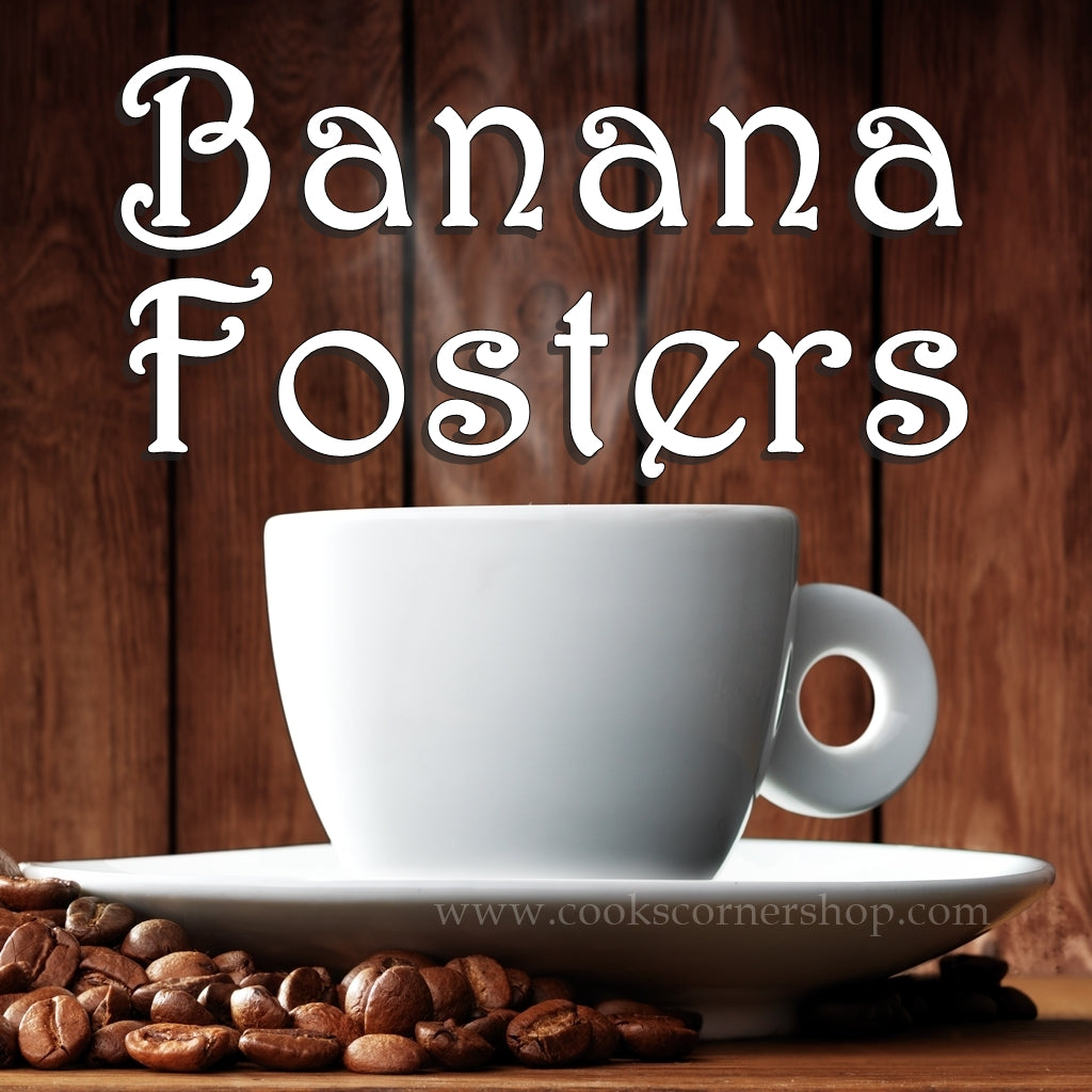 Banana Fosters Flavored Coffee