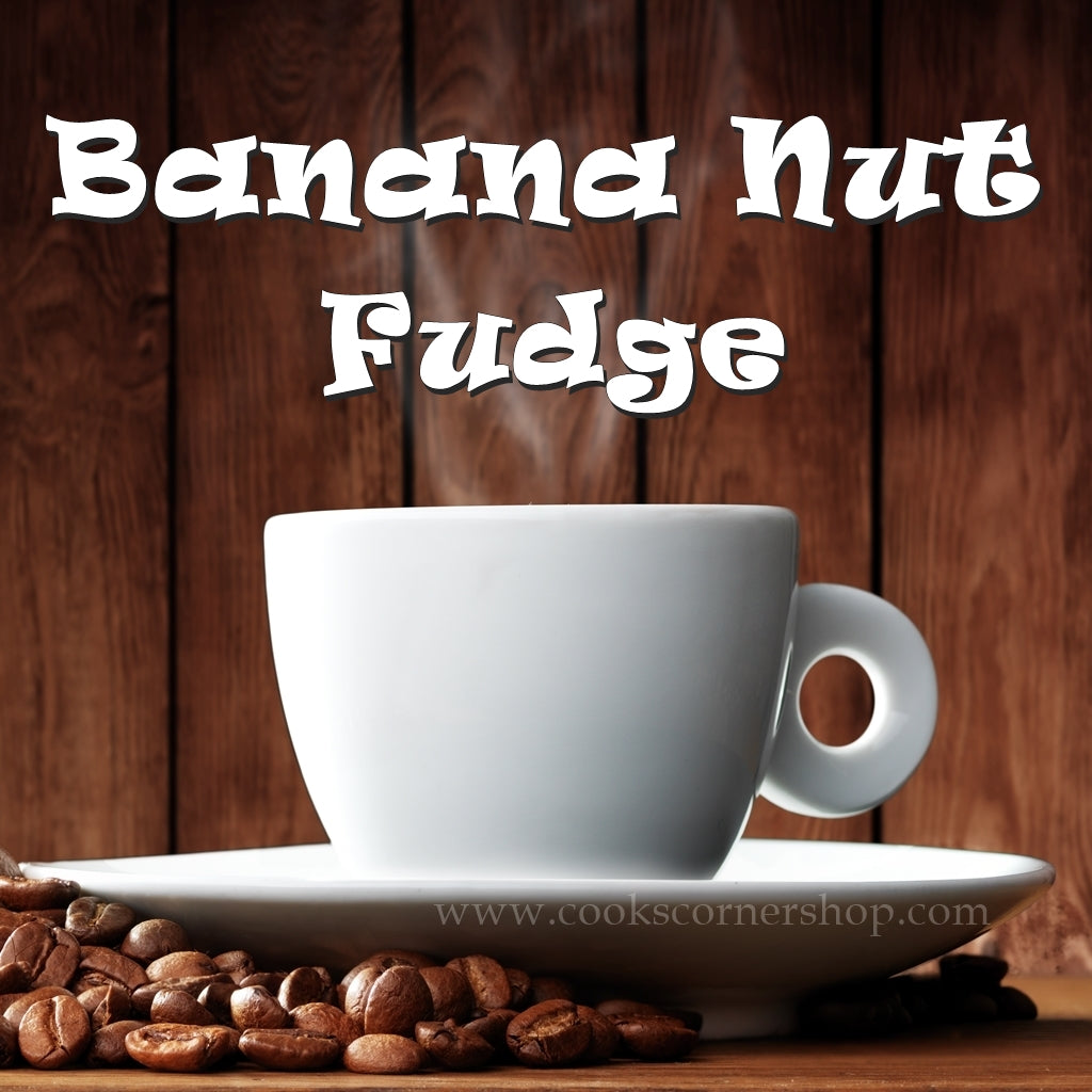 Banana Nut Fudge Flavored Coffee