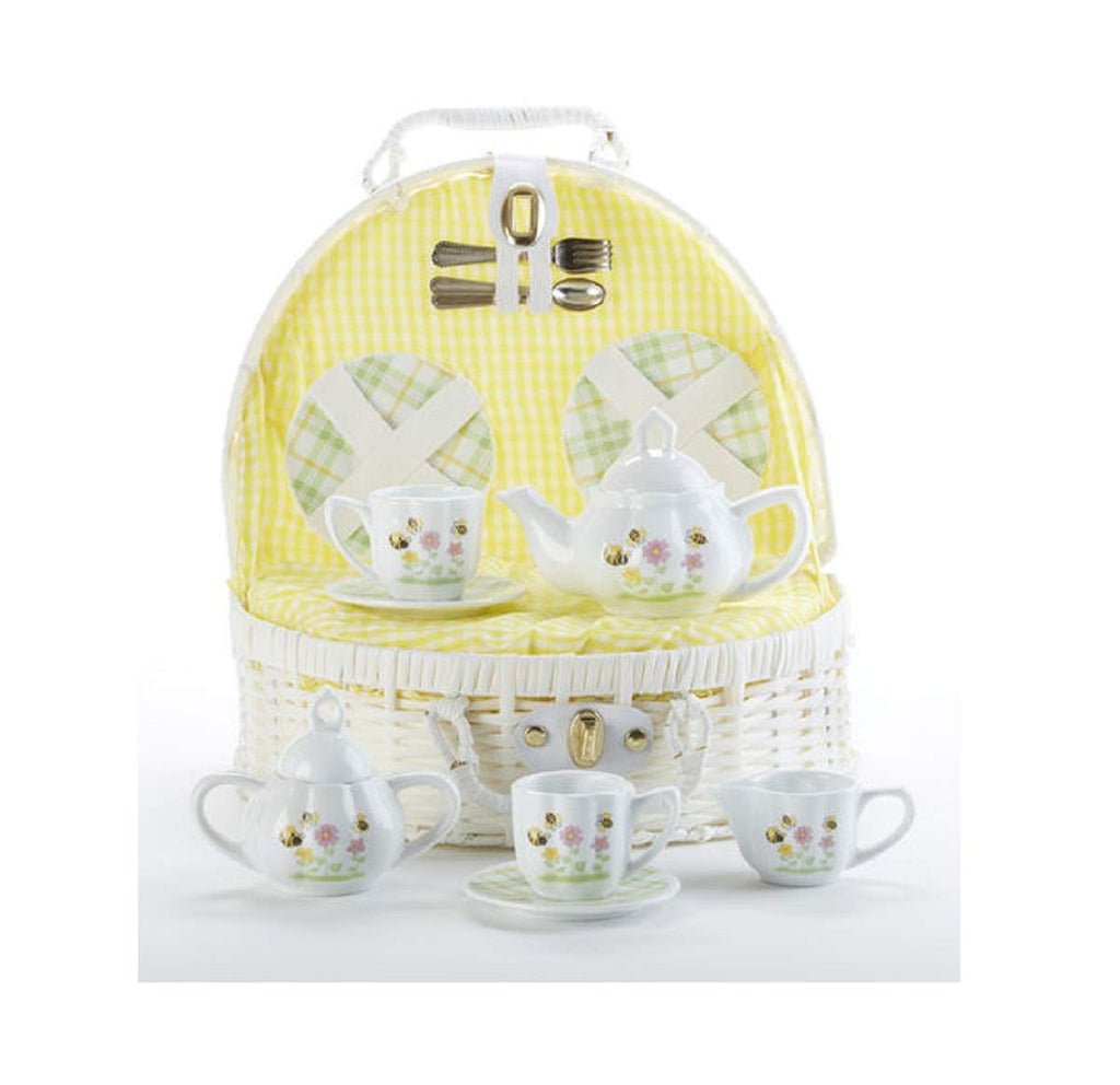 Bee Buzz Children's Tea Set