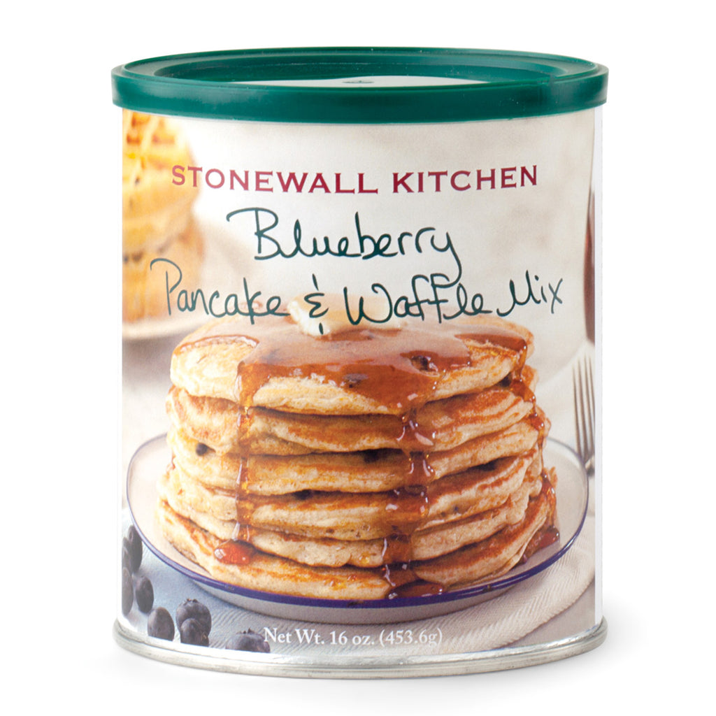 Blueberry Pancake & Waffle Mix by Stonewall Kitchen