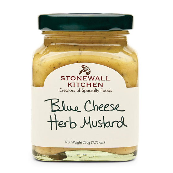 Blue Cheese Herb Mustard by Stonewall Kitchen