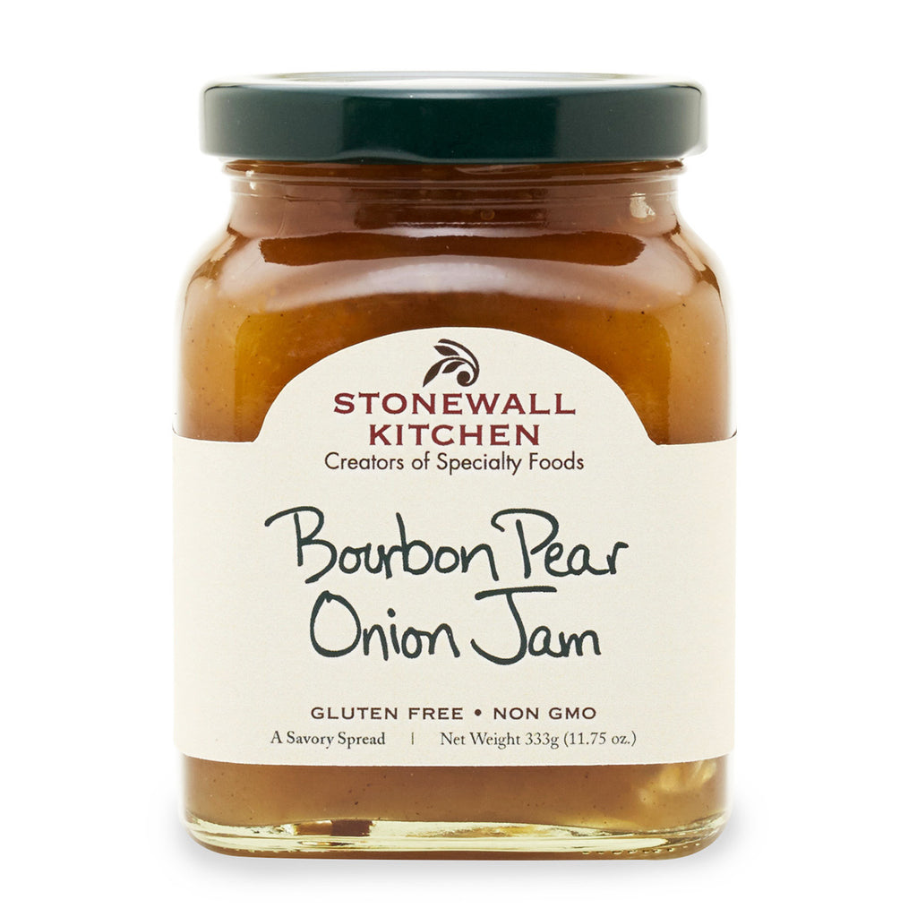 Bourbon Pear Onion Jam by Stonewall Kitchen