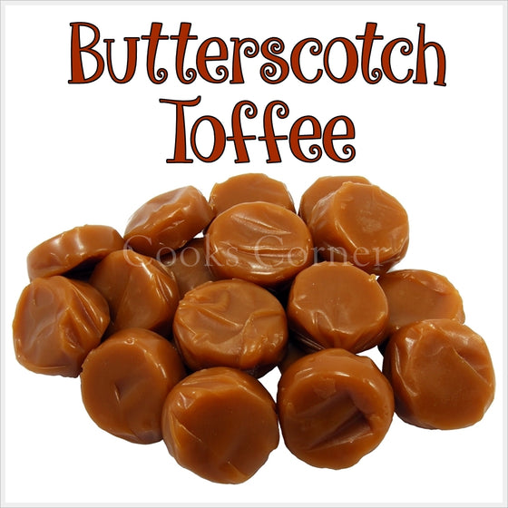 Butterscotch Toffee