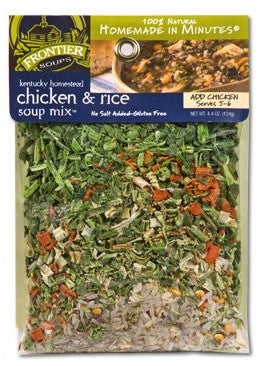 Kentucky Homestead Chicken & Rice Soup Mix