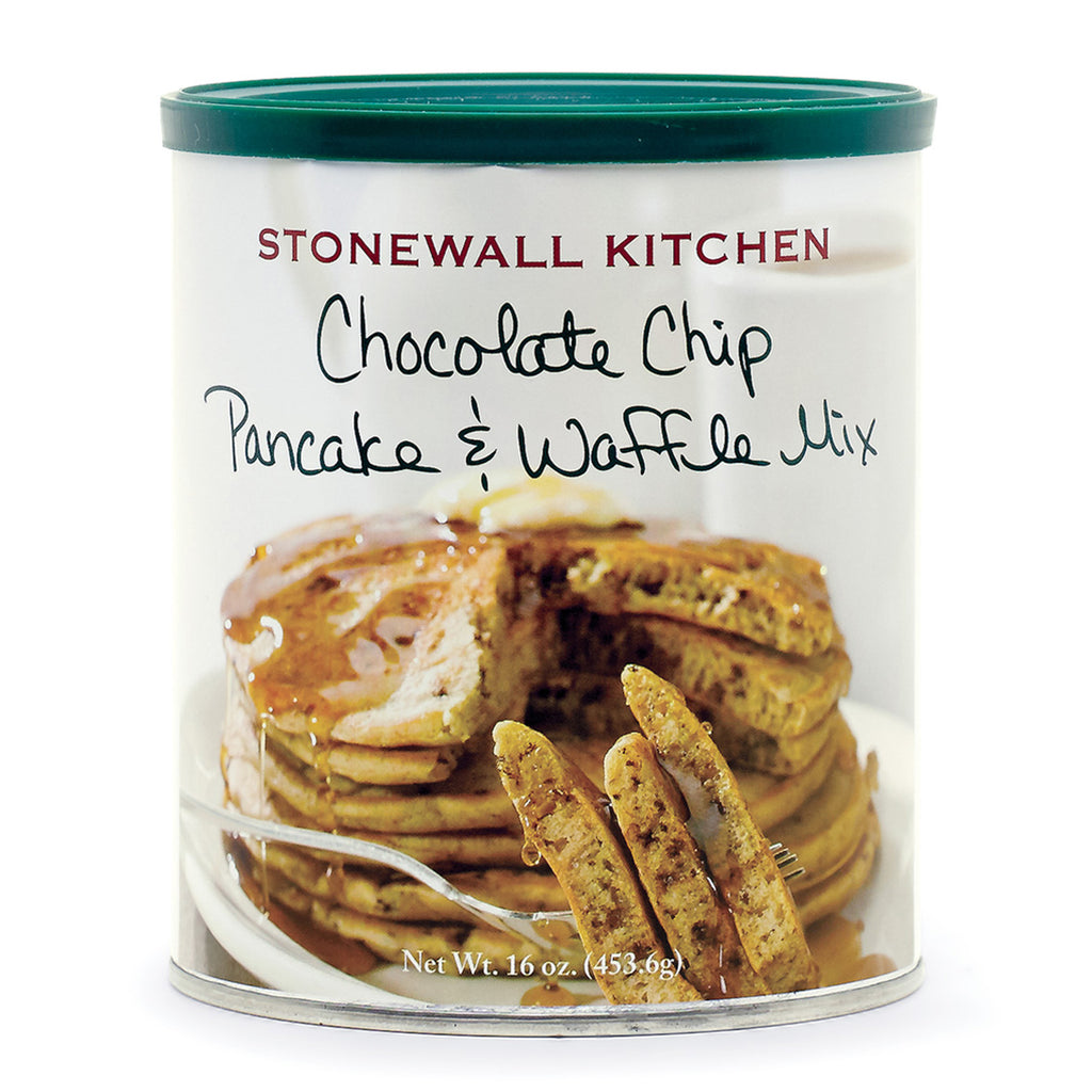 Chocolate Chip Pancake Waffle Mix by Stonewall Kitchen