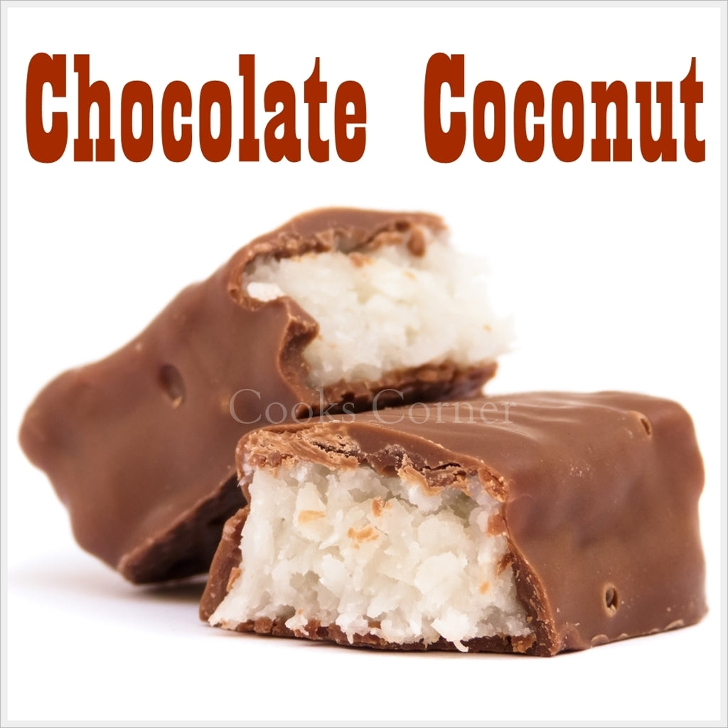 Chocolate Coconut Bar Flavored Coffee