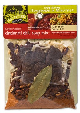 Frontier Soups Midwest Weekend Cincinnati Chili Soup Mix