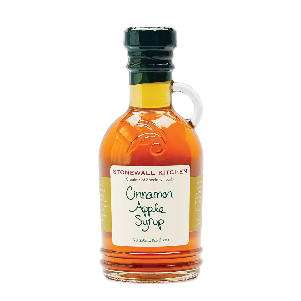 Cinnamon Apple Syrup by Stonewall Kitchen