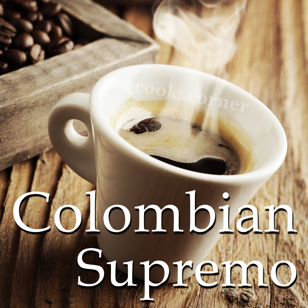 Colombian Supremo Coffee