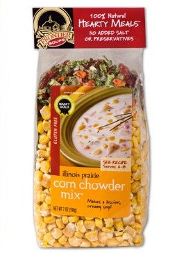 Frontier Soups Illinois Prairie Corn Chowder Soup Mix