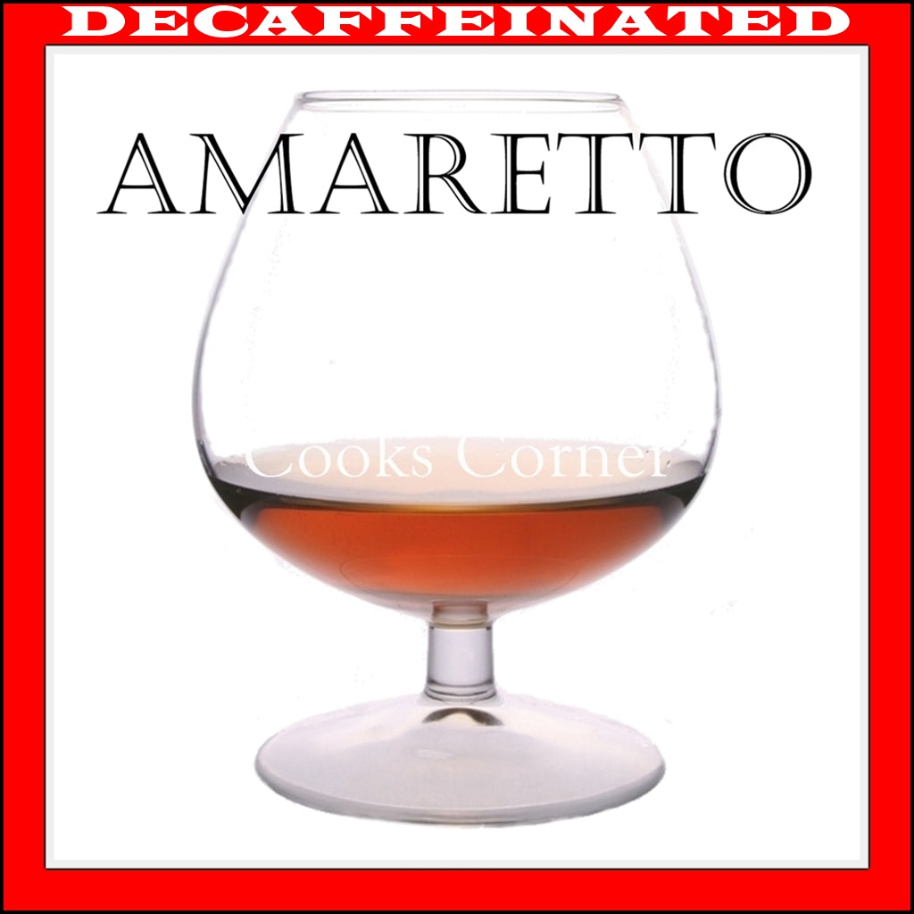 Decaf. Amaretto Flavaored Coffee