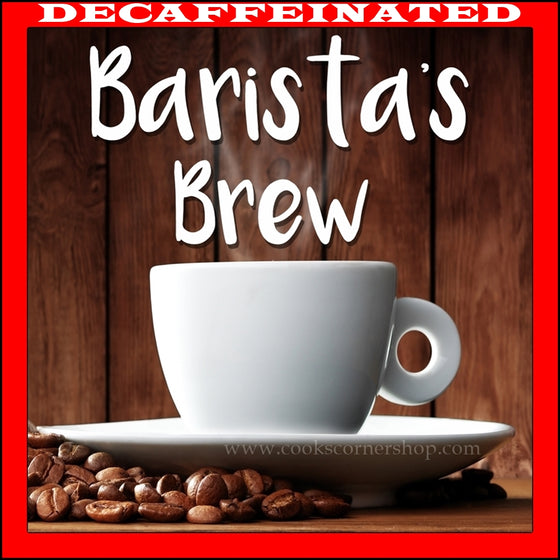 Decaf Baristas Brew Flavored Coffee