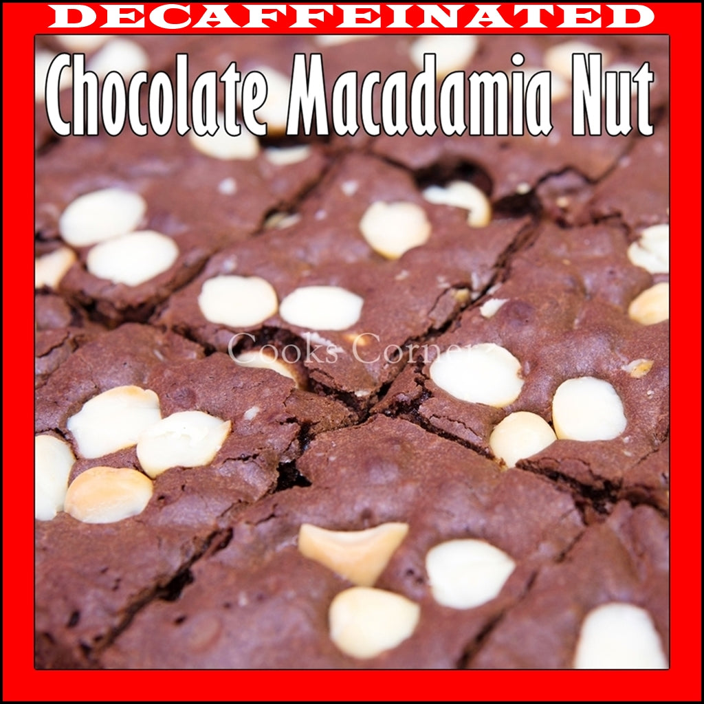 Decaf Chocolate Macadamia Nut Flavored Coffee