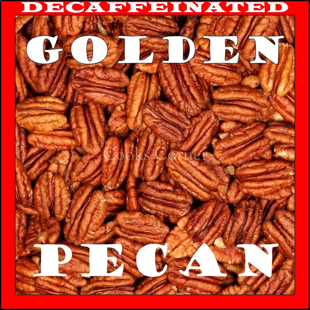 Decaf Golden Pecan Flavored Coffee