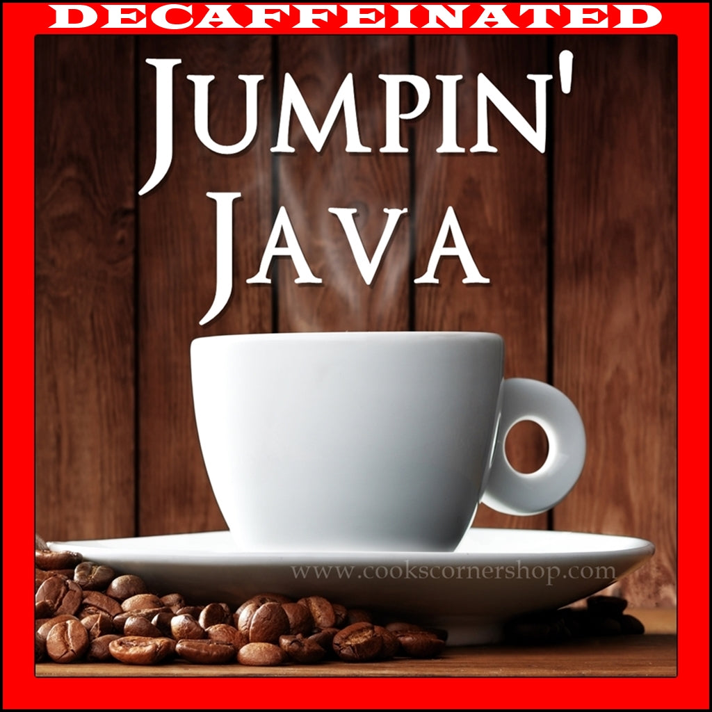 Decaf Jumpin Java Flavored Coffee