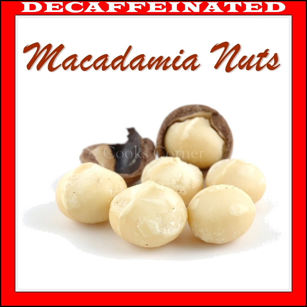 Decaf Macadamia Nut Flavored Coffee
