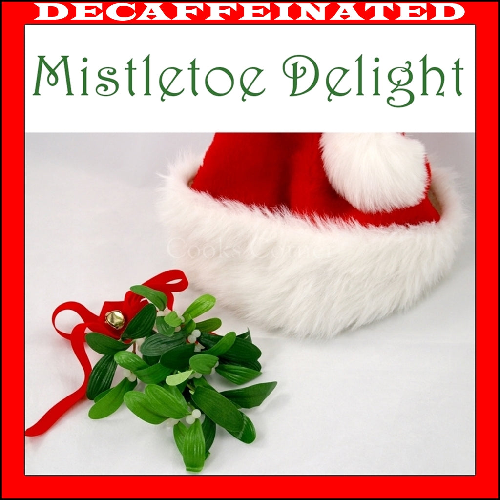 Decaf Mistletoe Delight Flavored Coffee