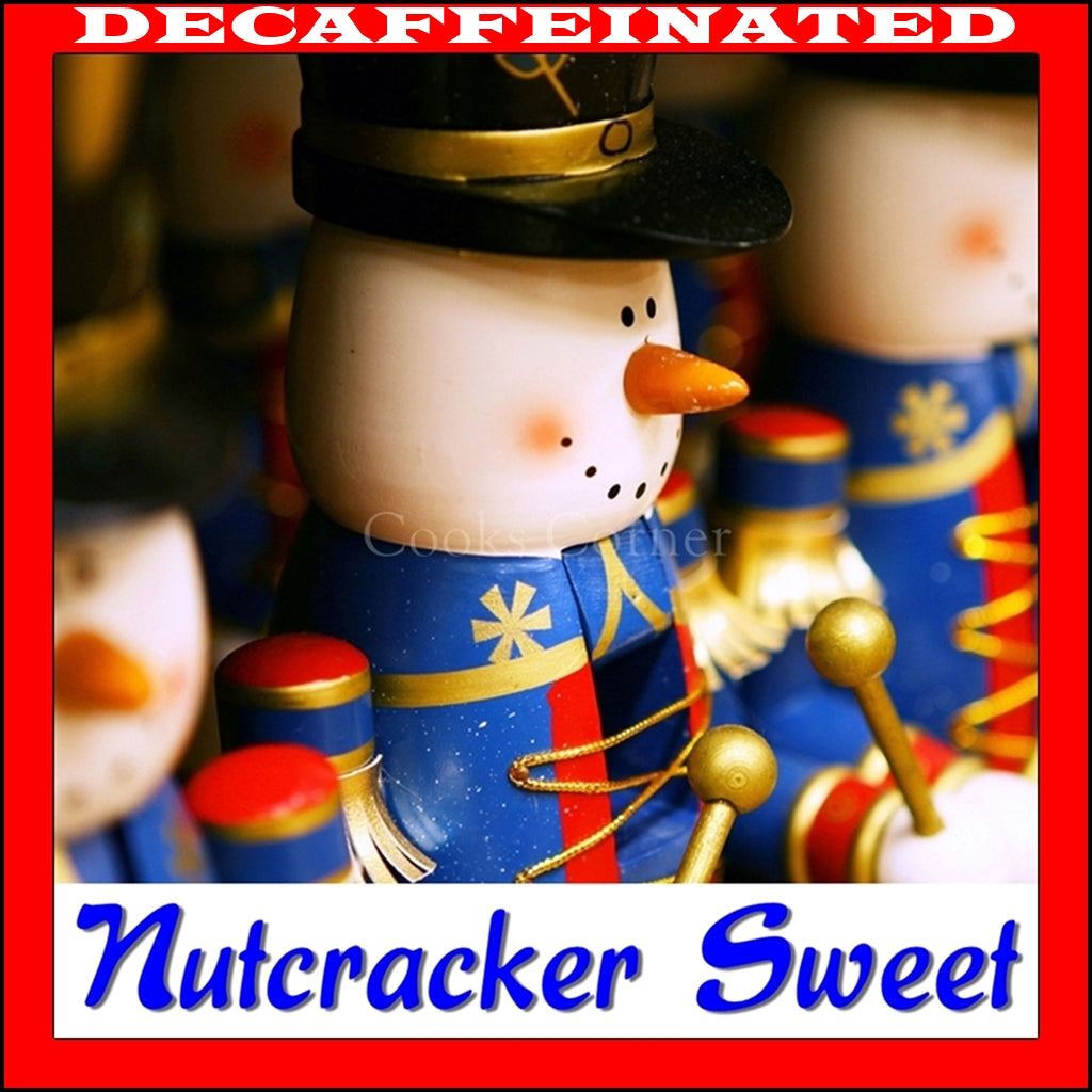 Decaf Nutcracker Sweet Flavored Coffee