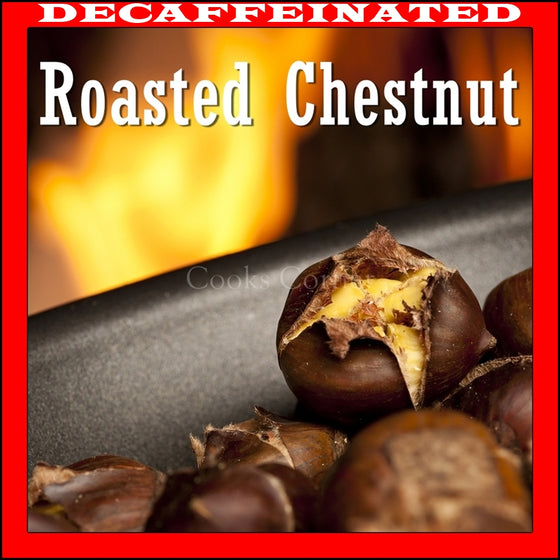 Decaf Roasted Chestnut Flavored Coffee