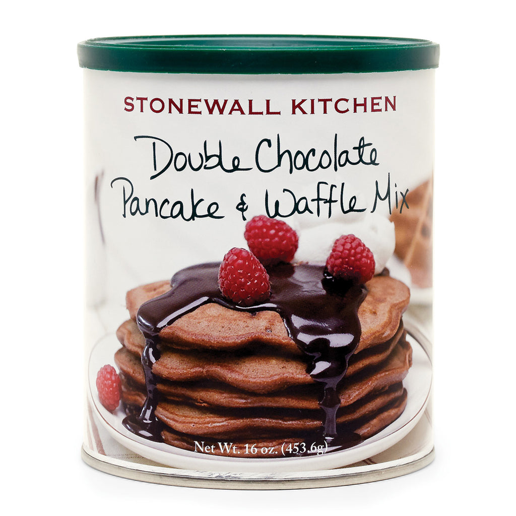 Double Chocolate Pancake & Waffle Mix by Stonewall Kitchen