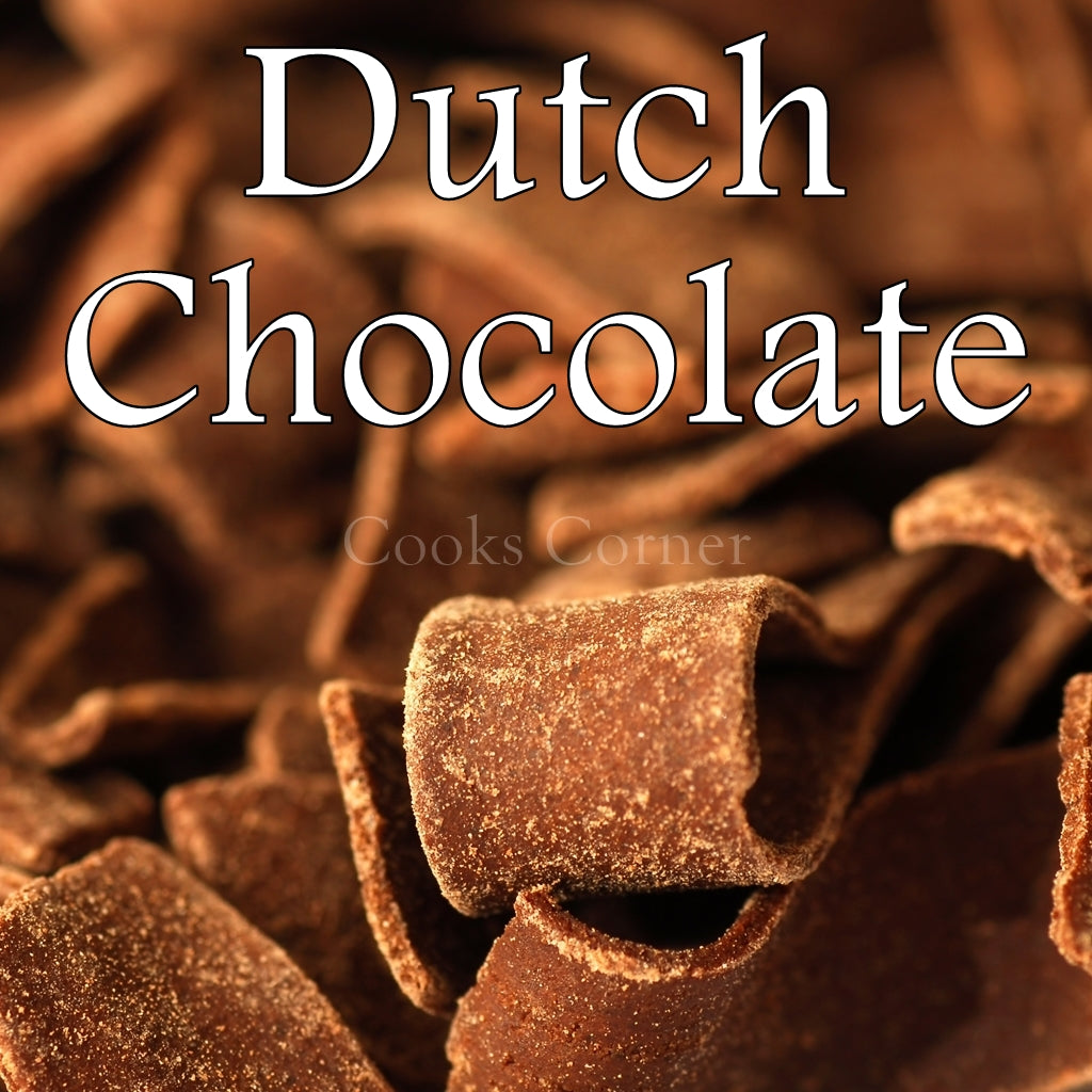 Dutch Chocolate Flavored Coffee