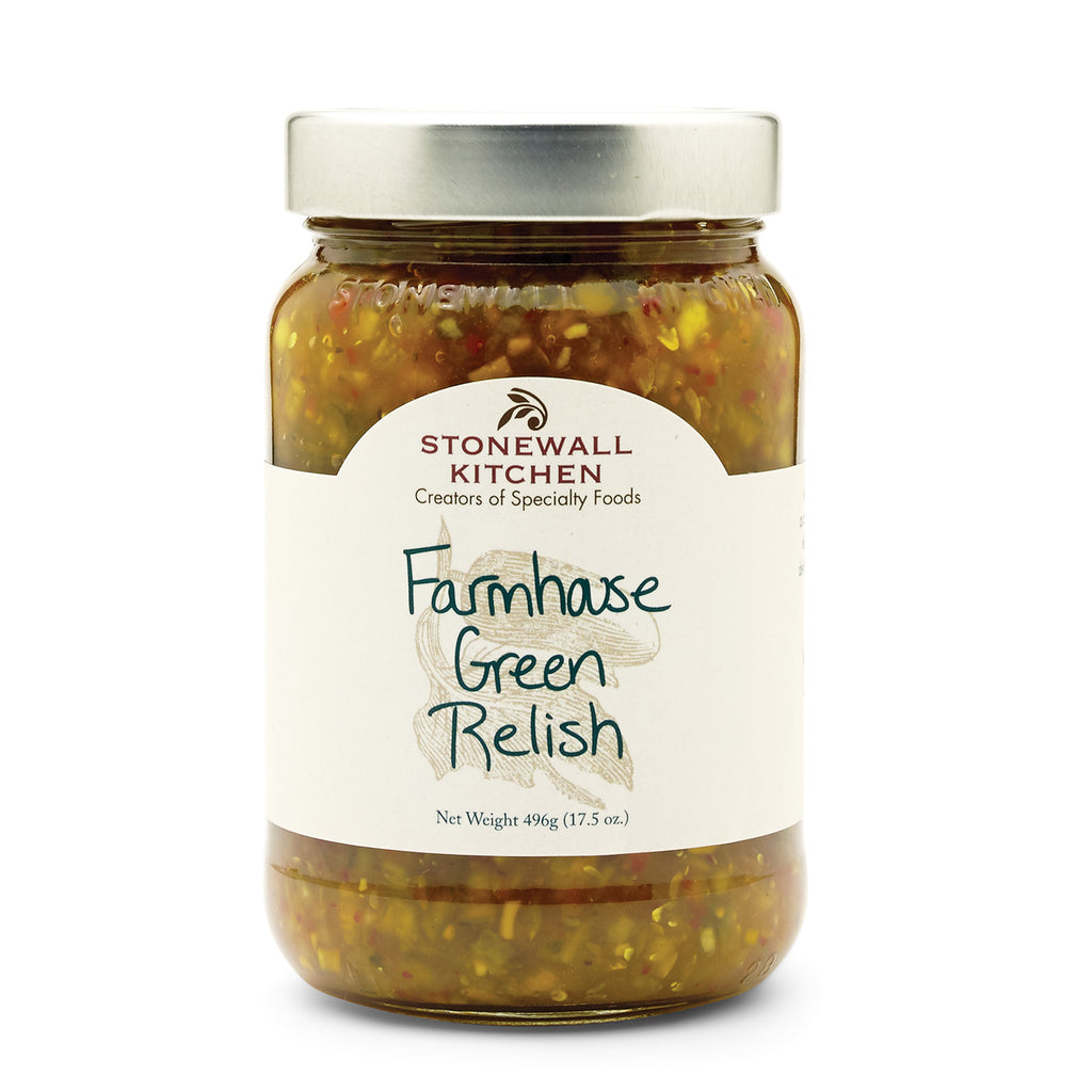Farmhouse Green Relish by Stonewall Kitchen