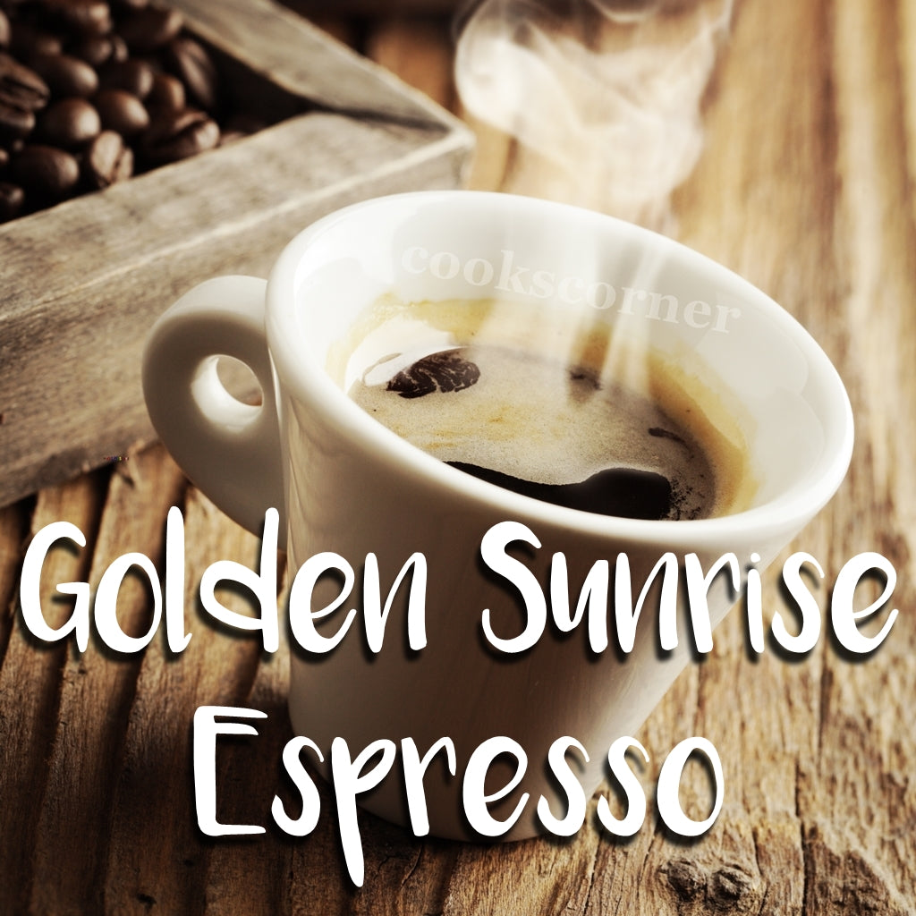 Golden Sunrise Espresso