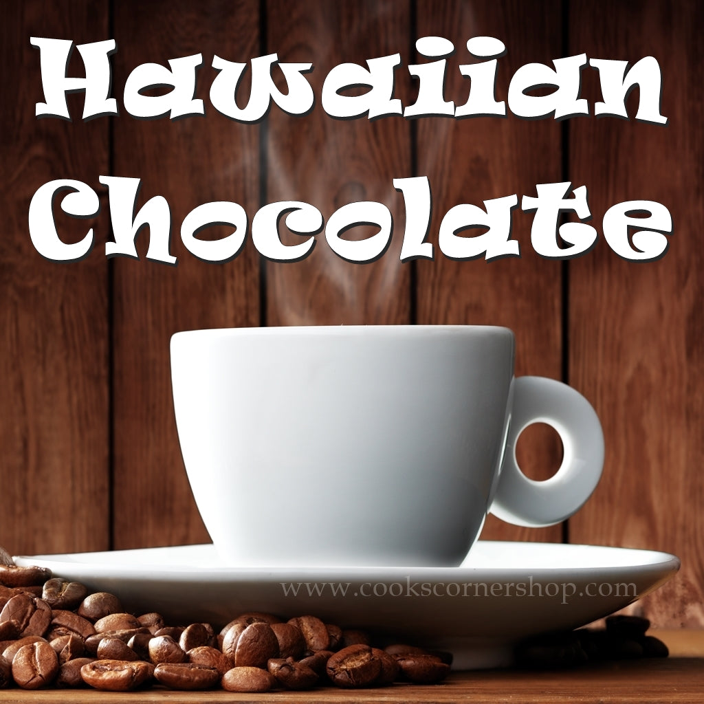 Hawaiian Chocolate Flavored Coffee