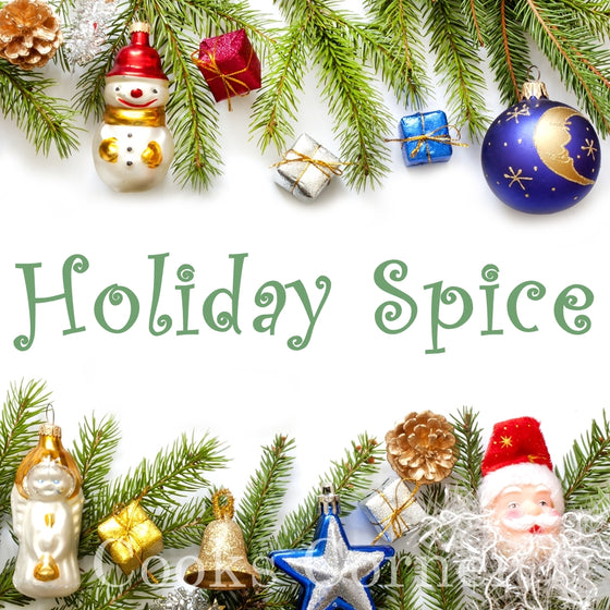 Holiday Spice Flavored Coffee