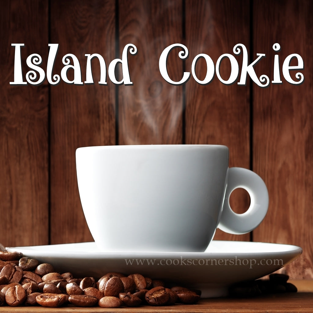 Island Cookie Flavored Coffee