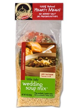 Frontier Soups Little Italy Wedding Soup Mix