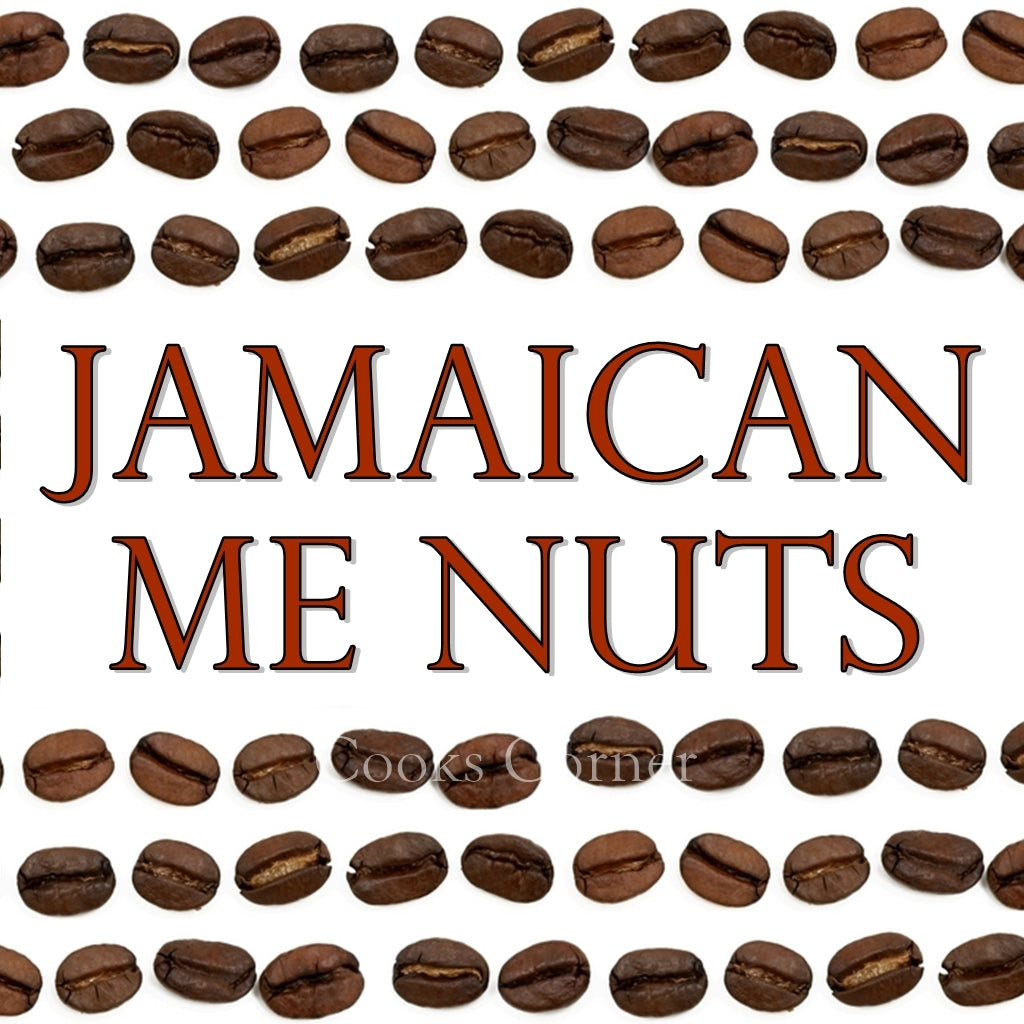 Jamaican Me Nuts Flavored Coffee