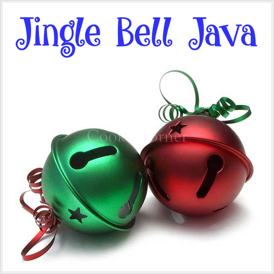 Jingle Bell Java Flavored Coffee