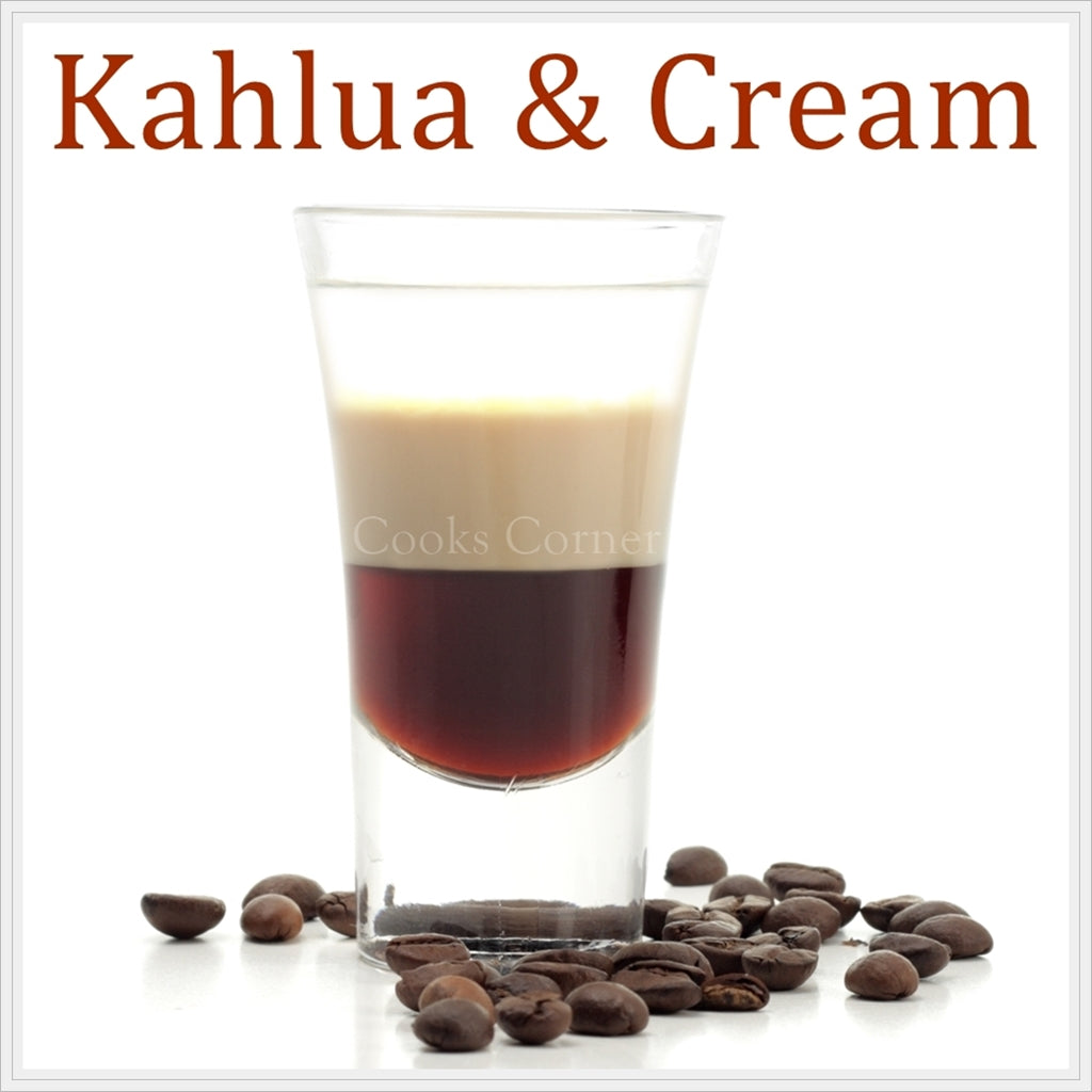 Kahlua and Cream Flavored Coffee