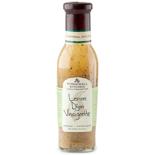 Lemon Dijon Vinaigrette by Stonewall Kitchen