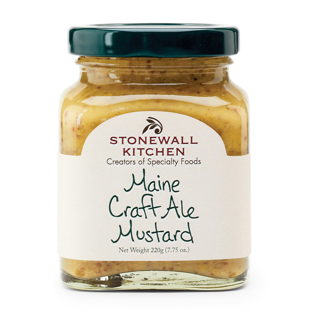 Maine Craft Ale Mustard by Stonewall Kitchen