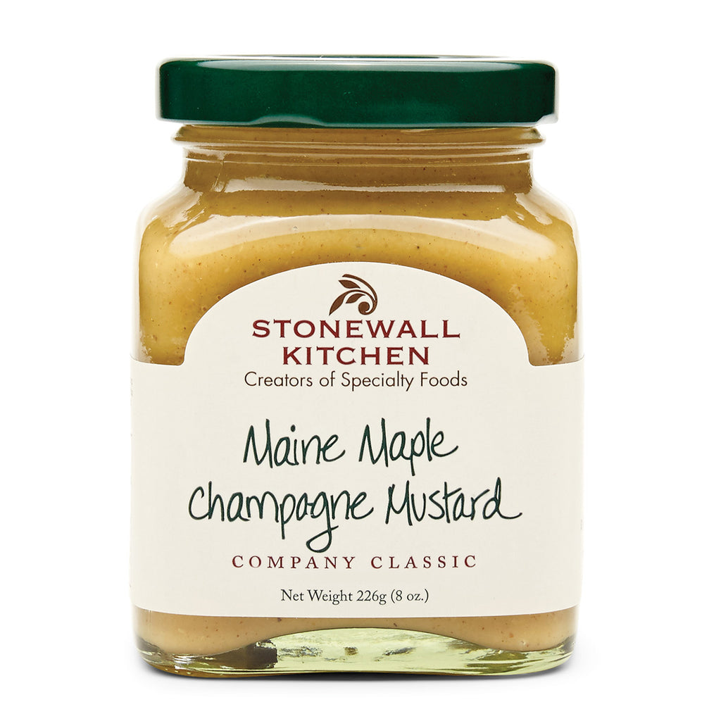 Maine Maple Champagne Mustard by Stonewall Kitchen