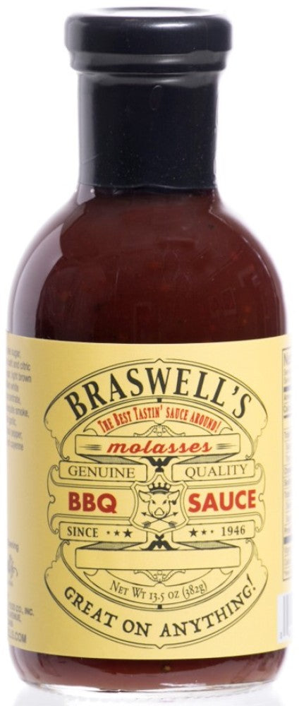 Sweet Molasses BBQ Sauce - B
