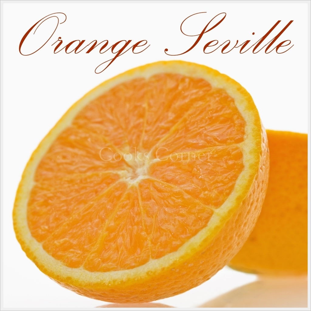 Orange Seville Flavored Coffee