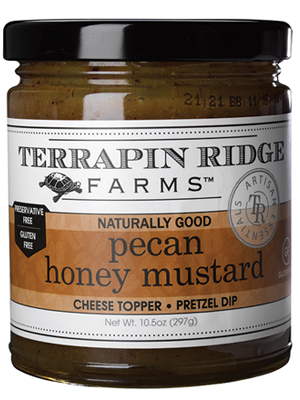 Pecan Honey Mustard - TR