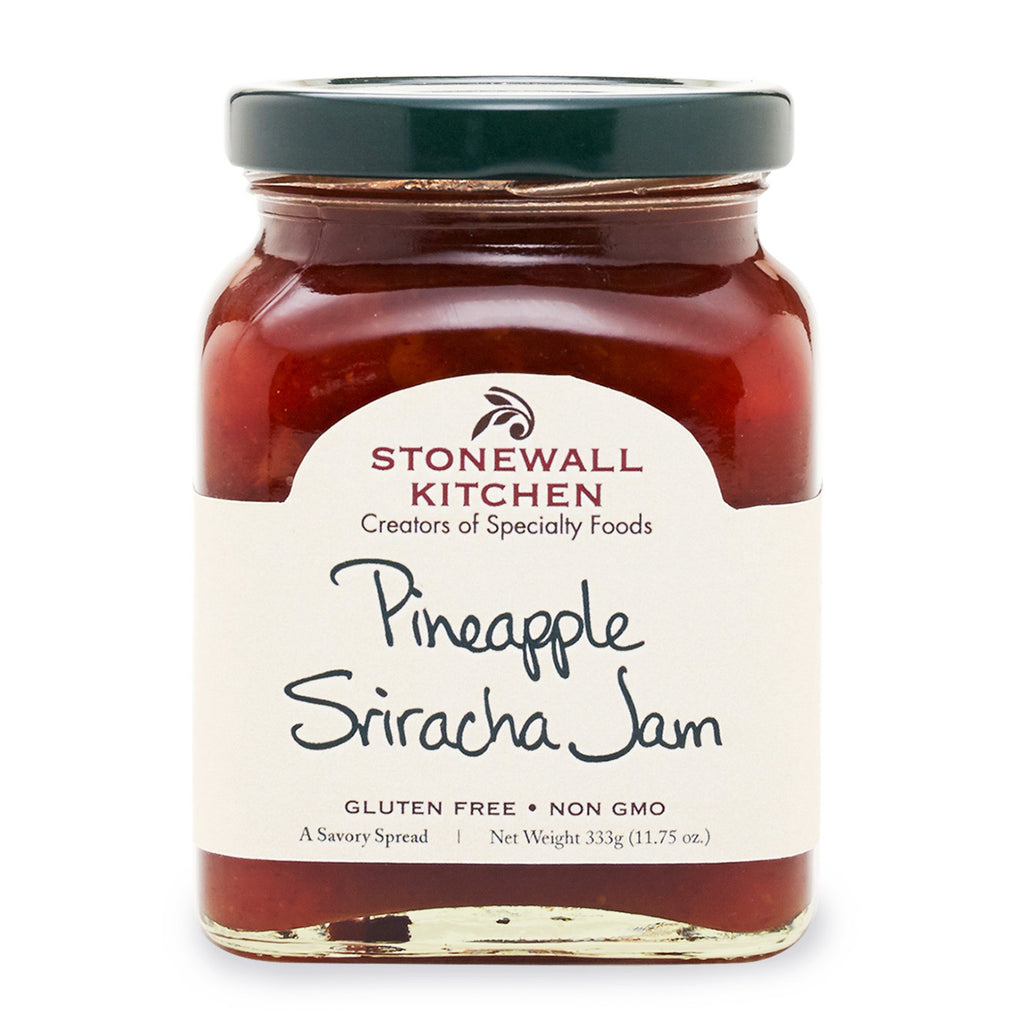Pineapple Sriracha Jam by Stonewall Kitchen