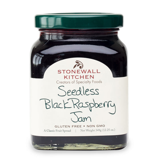 Seedless Black Raspberry Jam by Stonewall Kitchen
