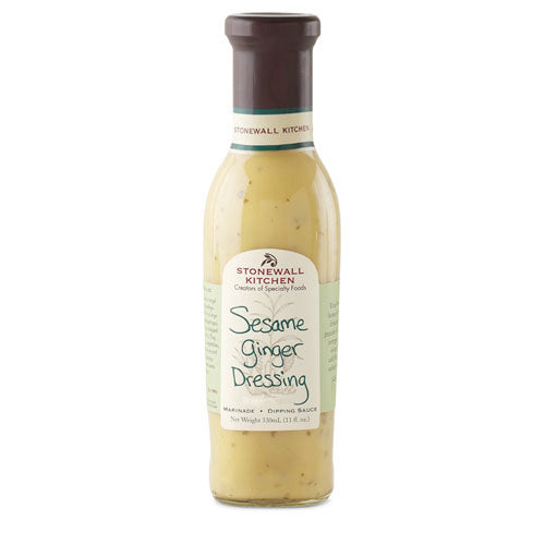Sesame Ginger Dressing by Stonewall Kitchen
