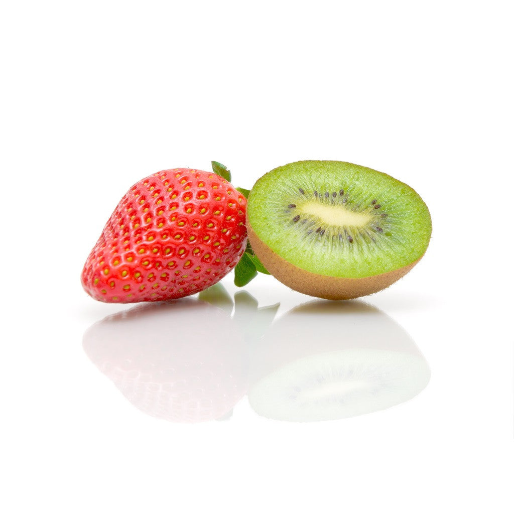 Strawberry Kiwi Fruit Herbal Tea