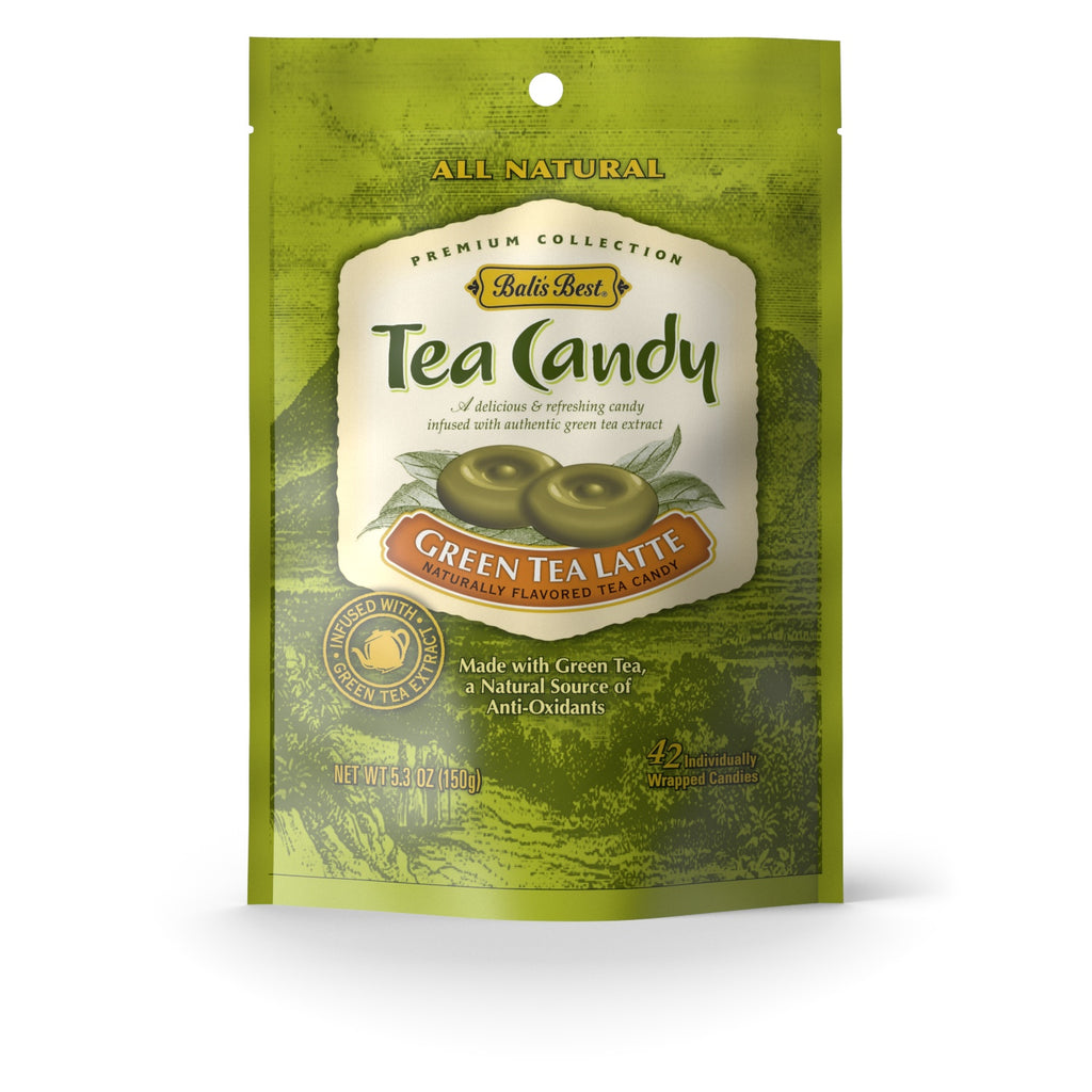 Tea Candy - Green Tea Late