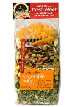 Frontier Soups Ohio Valley Vegetable Soup Mix