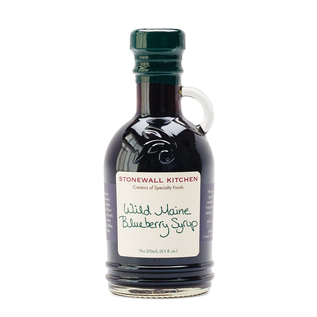 Wild Maine Blueberry Syrup by Stonewall Kitchen