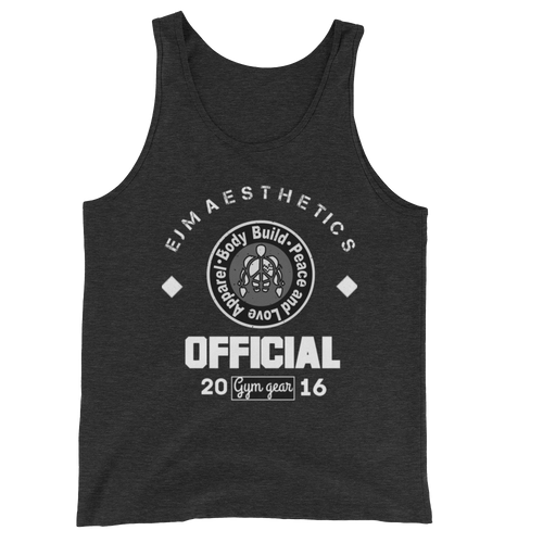 Mens triblend OFFICIAL Tank Top